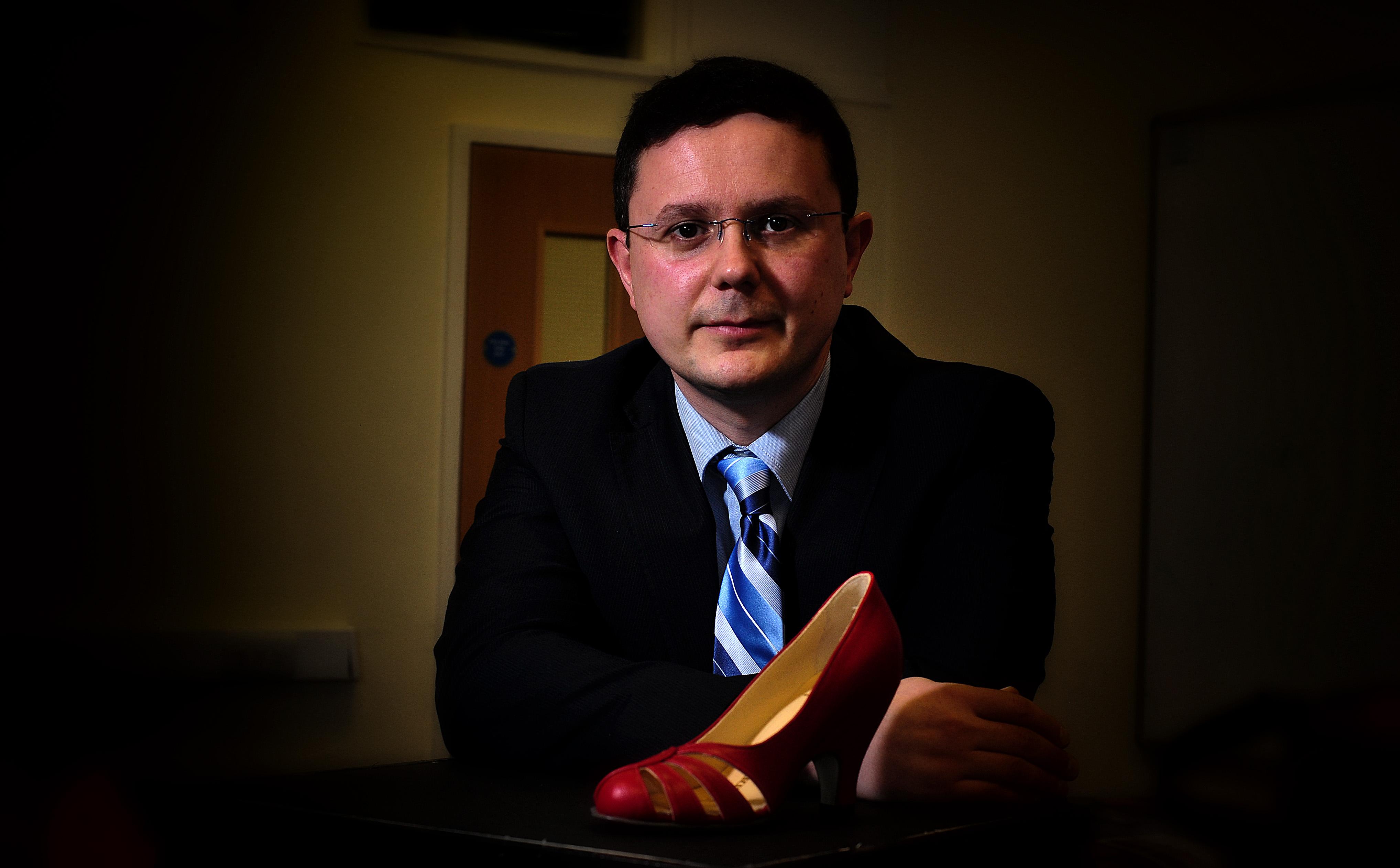 Dr Georgio Riello