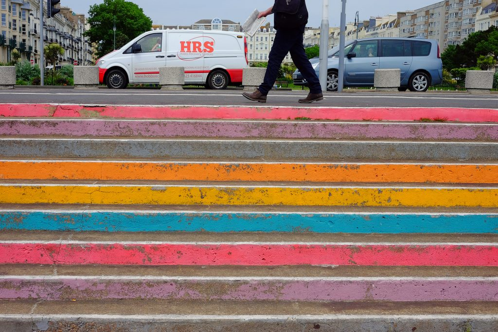 Steps, Hastings