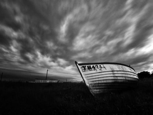boat, at Mersea