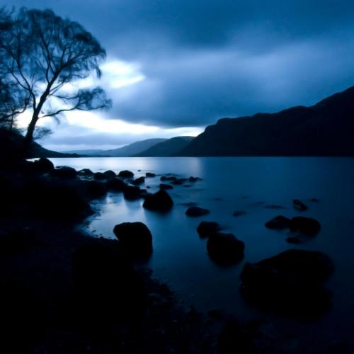 Ullswater, 4am
