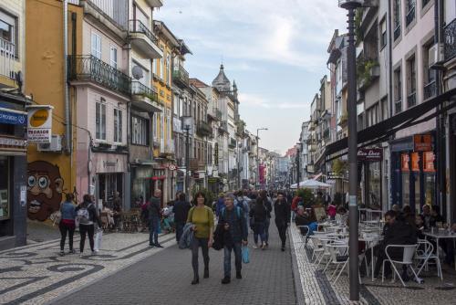 Rua Santa Catarina, Porto