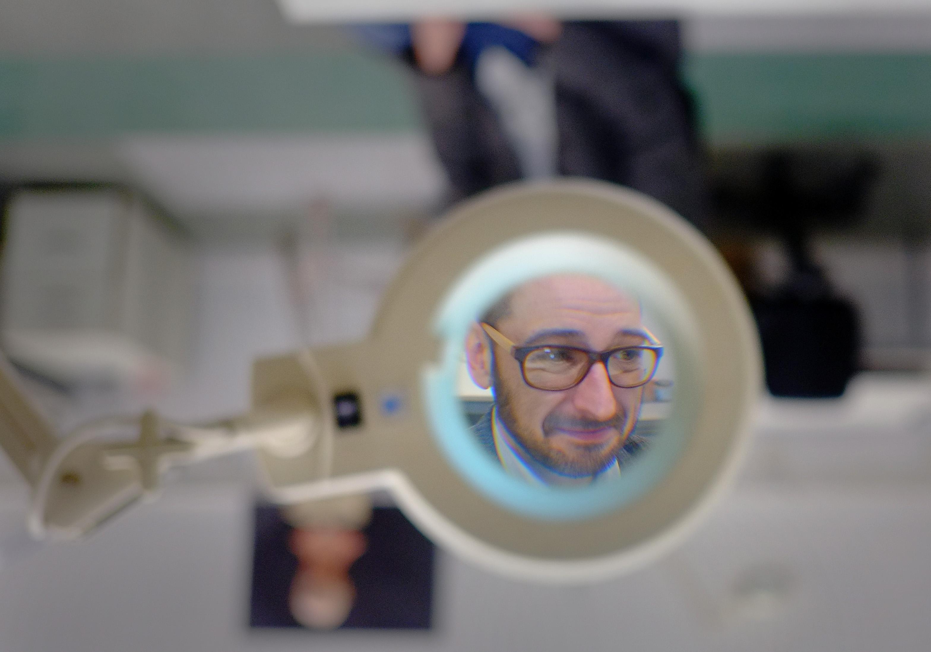 Dr Chris Rynn